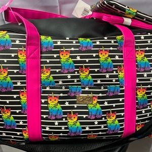 Betsy Johnson Caticorn bag!!